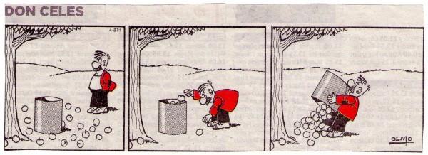 Don Celes roba una caja fuerte