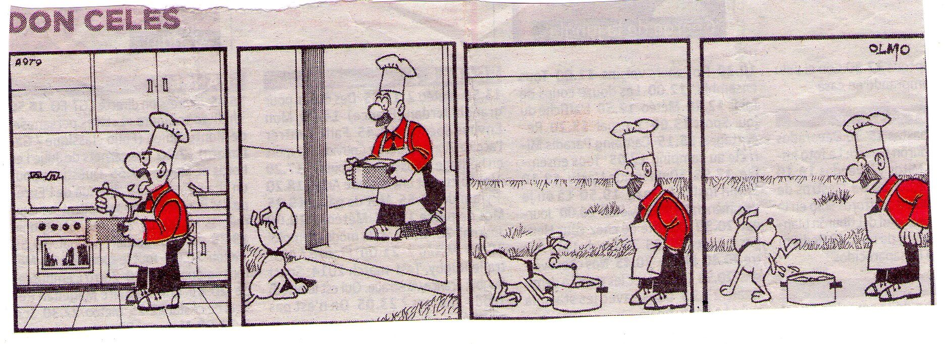 Don Celes cocinero