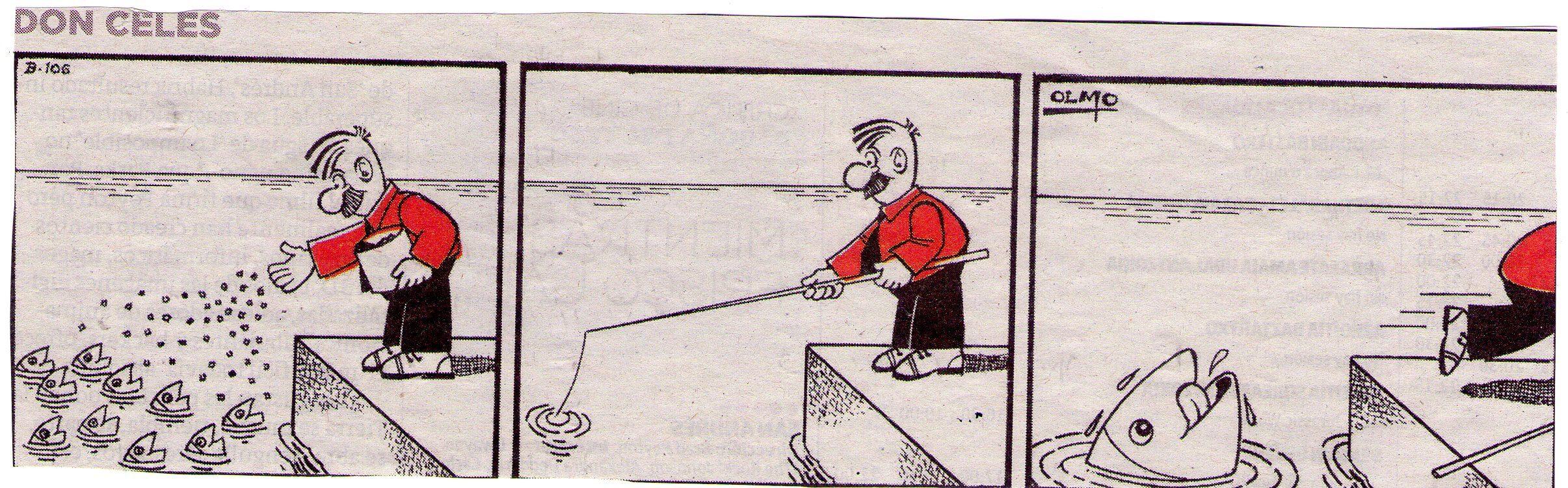 Don Celes y el pez